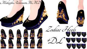 Zodiac Heels +DL