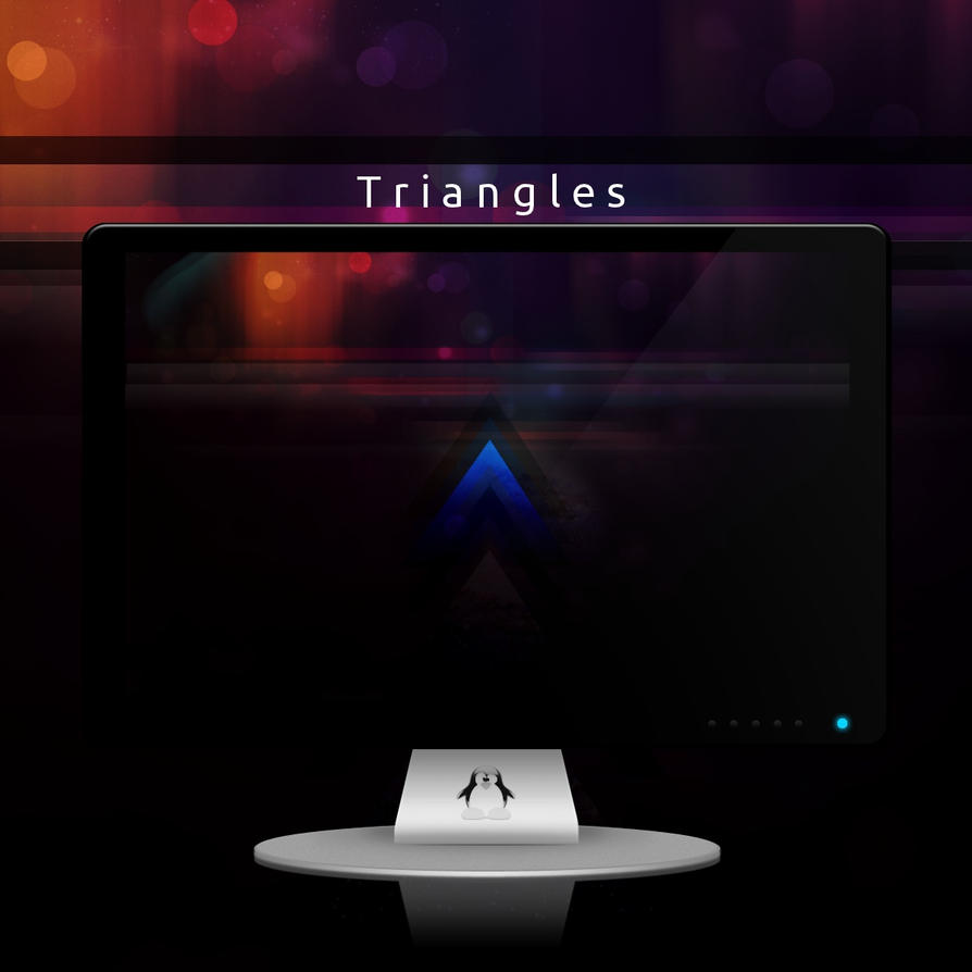 Triangles by Momez