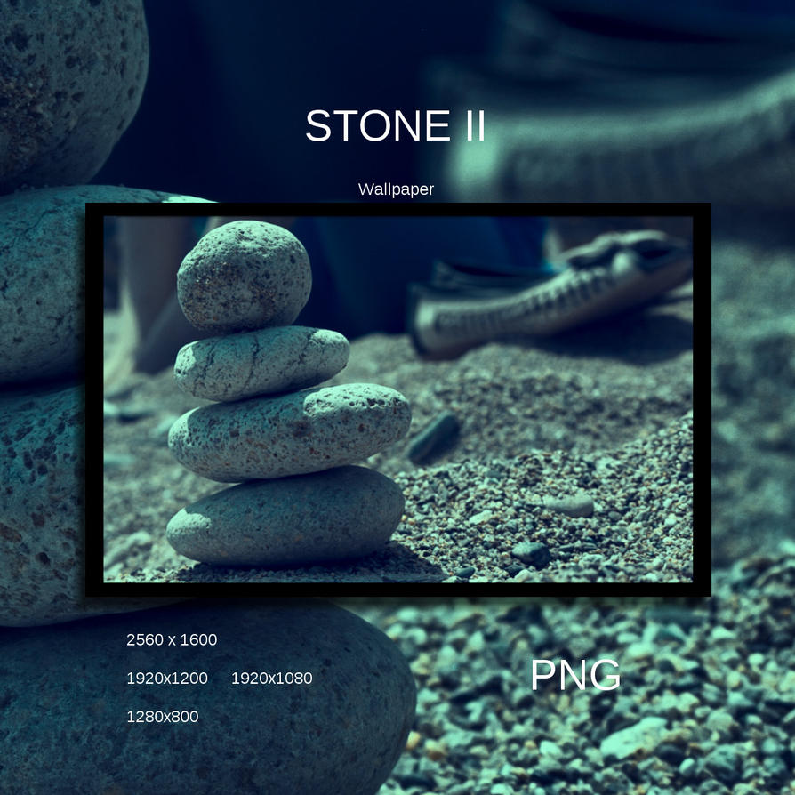 Stone II by Momez