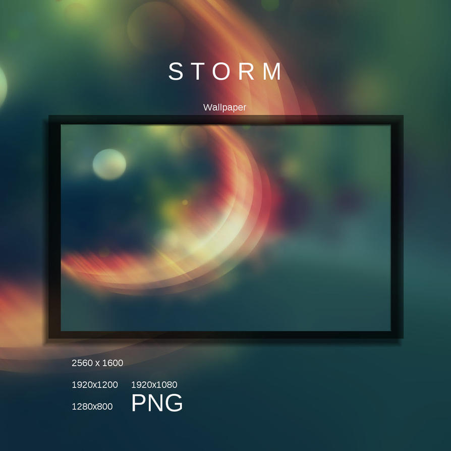 Storm by Momez