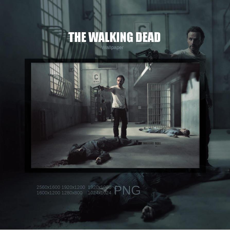 The Walking Dead by Momez