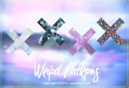 +Weird Patterns by natieditions00