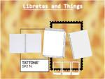 + Libretas and things (png's)
