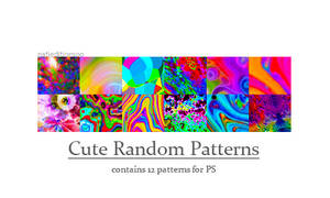 + Cute Random Patterns |12|