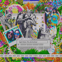 + God Bless The Photoshop  triple featuring  by natieditions00