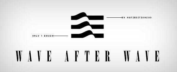 + Wave After Wave (1 Brush)