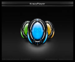 KrazyPlayer for Winamp Modern