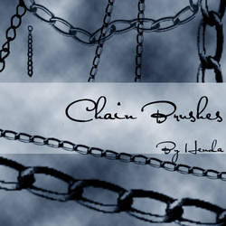 Chains Brushes by Henda-Stock