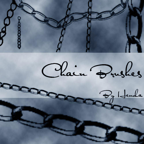 Chains Brushes Chains_Brushes_by_Henda_Stock