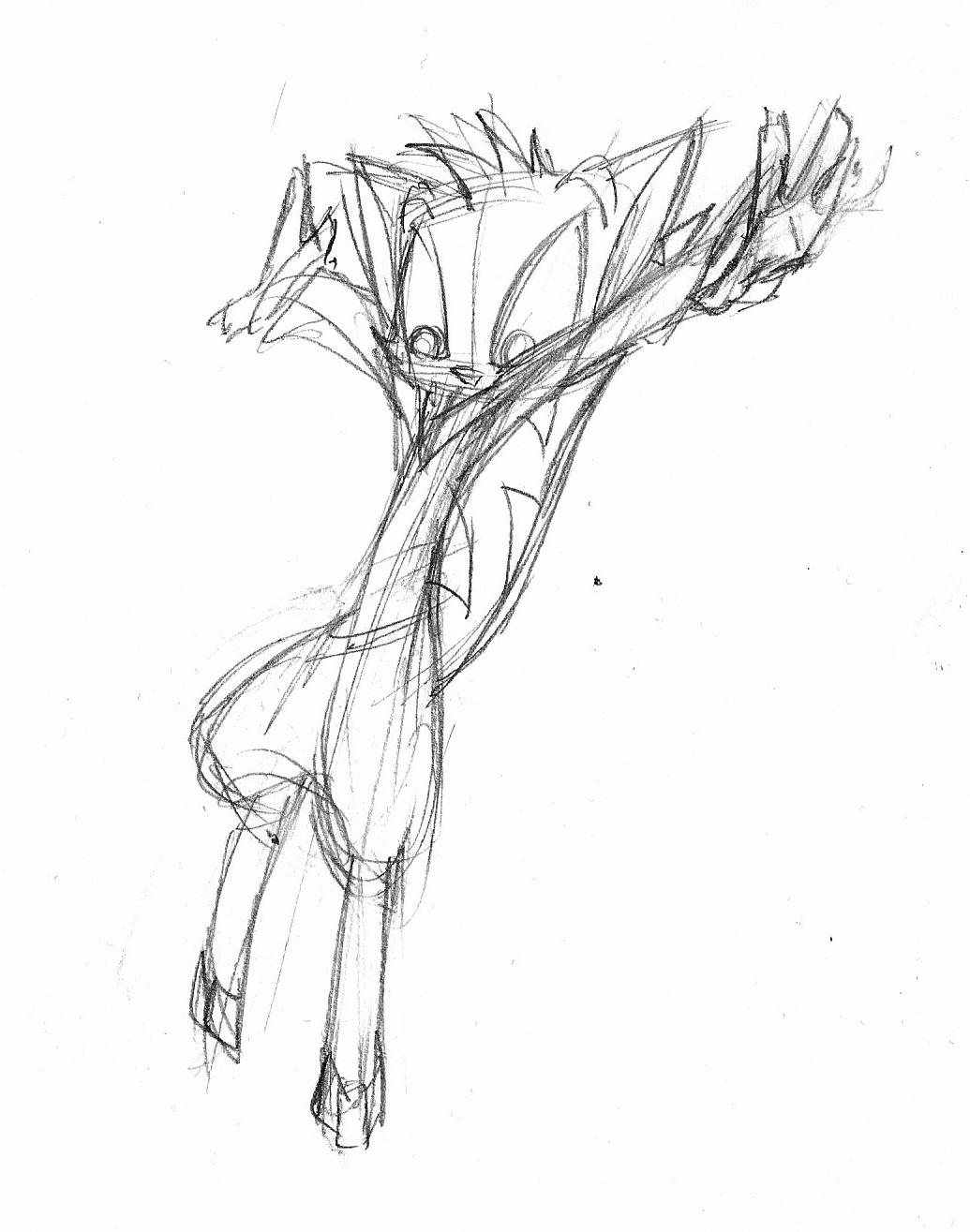 Mace Animation Rough by Dreamkeepers
