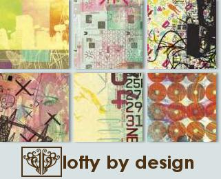 Urban Sun Icon Textures by LoftybyDesign