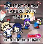 Twilight of the Hakurei 2018 Trailer