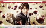 Kami no Shizuku Theme for Chrome by Aifuuko