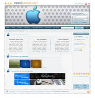 nApple PSD Resource by nonlin3
