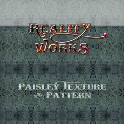 Reality Works Paisley Texture and PS Pattern
