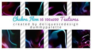 Chakra Flow: 16 Icon Textures