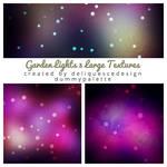 Garden Lights Large Textures
