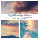 Dirty Sky Large Textures