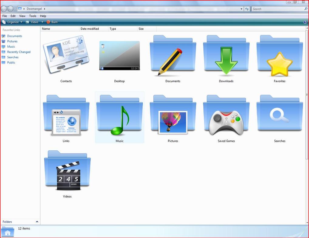 KDE Vista Patcher 1.02 Full by doomangelgr