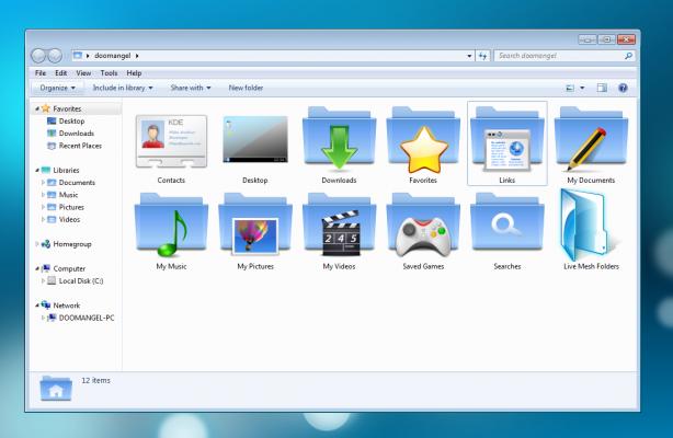 KDE se7en Patcher 1.08.43 Lite by doomangelgr