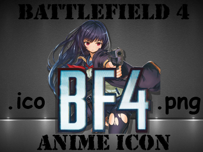 Battlefield 4 anime icon by grny on deviantart battlefield 4 anime icon by grny voltagebd Gallery