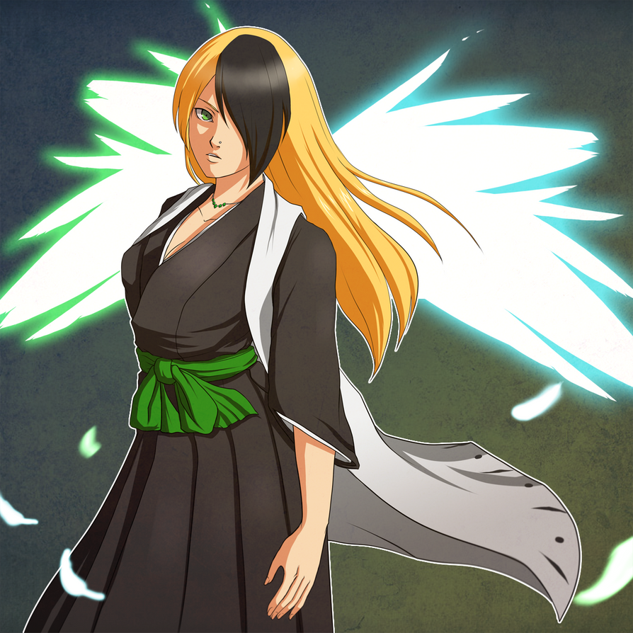 Bleach OC: Fumiki Kenmotsu By EverybodyStepBack On DeviantArt