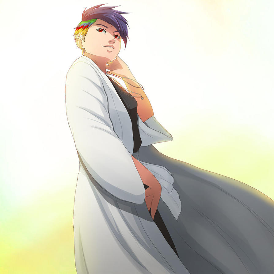 Bleach Oc Arashi By Sickeld160 On Deviantart: Bleach OC: Mikon Uyauyashii By EverybodyStepBack On DeviantArt
