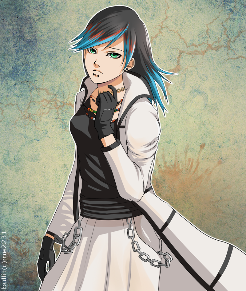 Bleach Oc Arashi By Sickeld160 On Deviantart: Bleach OC: Bullit Farrigon By EverybodyStepBack On DeviantArt