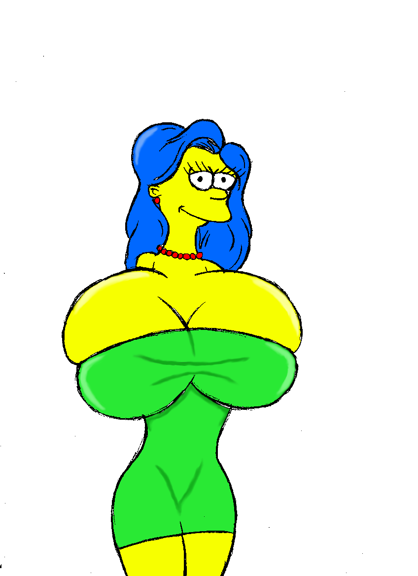 Large Marge by Dmmendez90