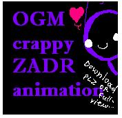 Kinda ZADR animation lul by ZimPLUSDib