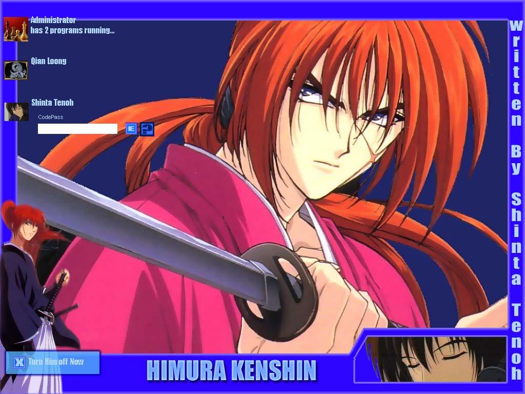 Battousai Himura Kenshin by shintatenoh