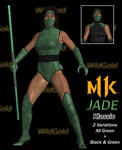 MK 11 Jade Klassic by WildGold by WildGold