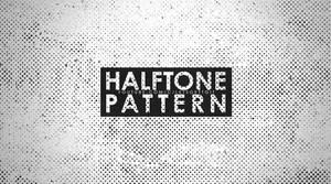 Halftone Dust Pattern