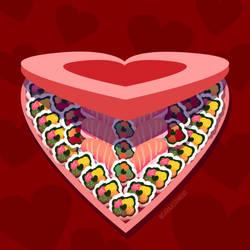 Valentine Treats GIF