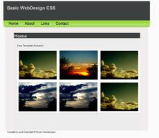 Basic Web Template
