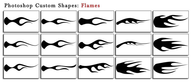 Custom Flames