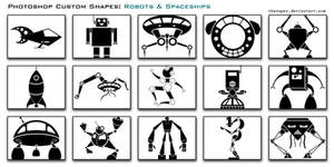 Robots and Spaceships