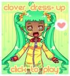 Clover Dress Up Game