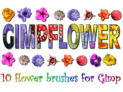 Flower Brushes Vol. 1