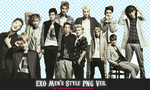 EXO Men's Style PNG.Ver