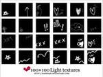 100x100 Light textures - 8