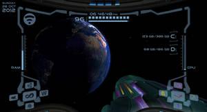 Metroid Prime Rainmeter