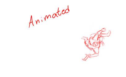 Krea : flip animation