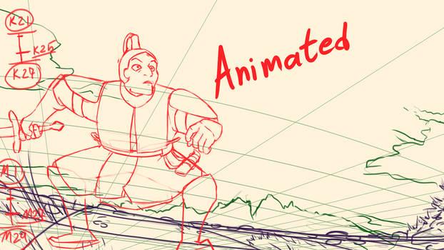 Backroll! (Animated)