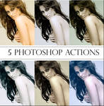 Photoshop Actions Pack 7