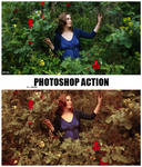 Photoshop Color Action
