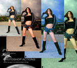 Photoshop Actions Pack 8