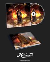 Hip Hop Mixtape/Album CD Cover FREE PSD TEMPLATE by KlarensM