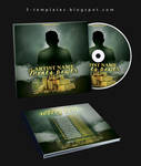 The Power Mixtape CD Cover FREE PSD Template