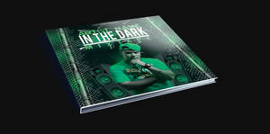 In The Dark Mixtape CD Cover FREE PSD Template